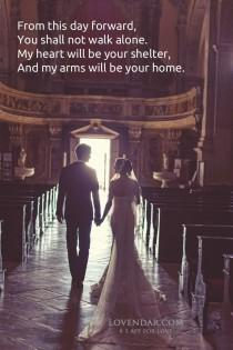 wedding photo - The Ultimate 101 Love Quotes With Images