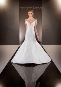 wedding photo - Martina Liana 594 Wedding Dress - The Knot - Formal Bridesmaid Dresses 2016