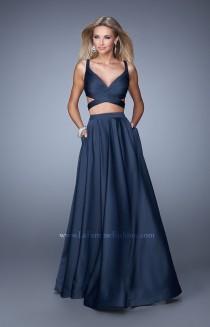 wedding photo - La Femme - 21178 - Elegant Evening Dresses