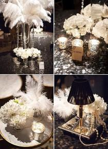 wedding photo - Celeb-Worthy Decor From How To Host An A-List Awards Show Party