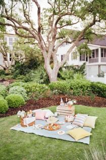 wedding photo - How To Picnic Like An Event Planner