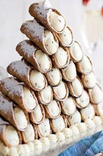 wedding photo - 21 Beautiful Wedding Desserts That Are Better Than Traditional Cake