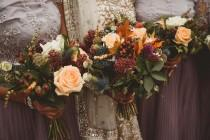 wedding photo - An Autumnal Anglo-Indian Fusion Wedding In The Cotswolds