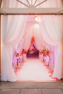 wedding photo - Cherry Blossom Wedding In California