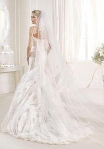 wedding photo - LA SPOSA Dreams Collection - Inacce Wedding Dress - The Knot - Formal Bridesmaid Dresses 2016