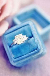 wedding photo - 30 Utterly Gorgeous Engagement Ring Ideas
