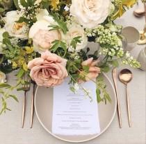 wedding photo - 16 Trendy Copper-Inspired Ideas For Your Wedding