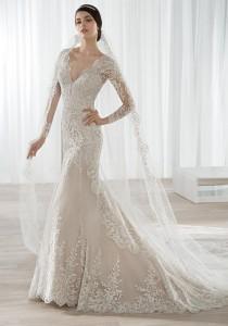 wedding photo - Demetrios 613 Wedding Dress - The Knot - Formal Bridesmaid Dresses 2016