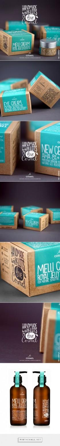 wedding photo - COSMEL - Natural Organic Dermocosmetics On Behance... - A Grouped Images Picture
