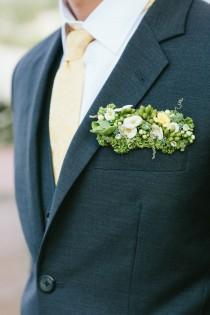 wedding photo - Intimate Lyford House Wedding Styled Shoot