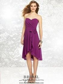 wedding photo - Social 8131 - Burgundy Evening Dresses