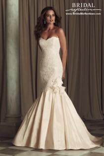 wedding photo - PB-4450 - Burgundy Evening Dresses
