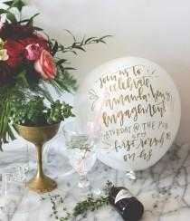 wedding photo - 5 Ways To Incorporate Calligraphy Into Your Home Decor