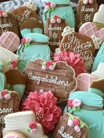wedding photo - Claudia's Creative Cookies's Photos - Claudia's Creative Cookies