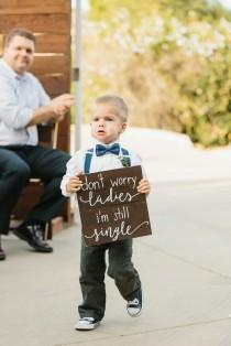 wedding photo - 17 Cheeky Wedding Signs That Will Take Your Party To The Next Level