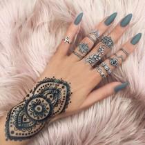 wedding photo - Henna Tattoo