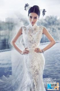 wedding photo - AngelaBaby And Huang Xiaoming Hold Fairytale Wedding