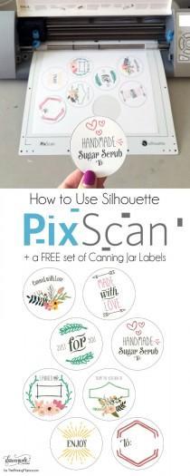 wedding photo - How To Use Silhouette PixScan