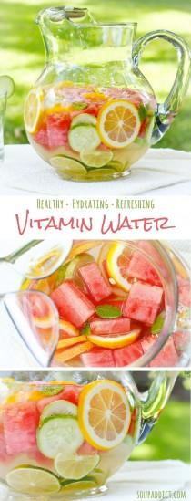 wedding photo - Refreshing, Nourishing Vitamin Water
