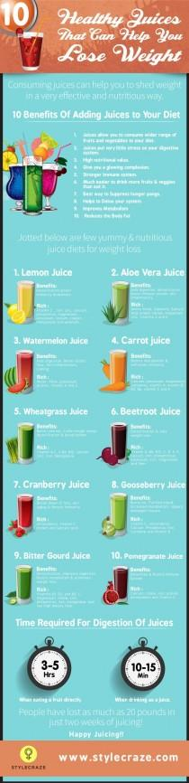 wedding photo - 20 Healthy Juices That Can Help You Lose Weight