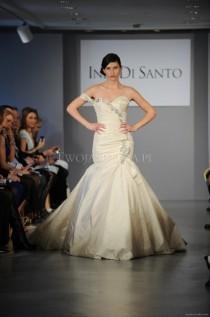 wedding photo - Ines Di Santo - Spring/Summer 2014 (2014) - Berenice - Formal Bridesmaid Dresses 2016