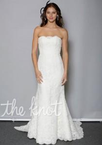 wedding photo - Anne Barge Fairfield - Charming Custom-made Dresses