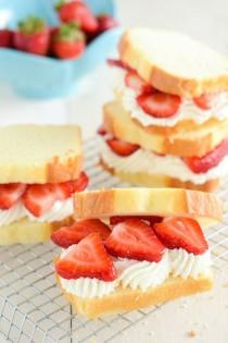 wedding photo - 20 Delicious Finger Sandwiches Perfect For Afternoon Tea