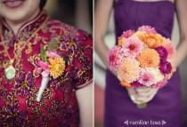 wedding photo - Inspired By These Dahlias