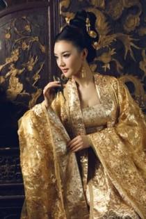 wedding photo - Gentleman Deer Lord, La-hermosa-china:   Beautiful Hanfu