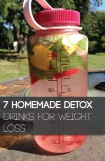 wedding photo - 7 Homemade Detox Drinks For Weight Loss