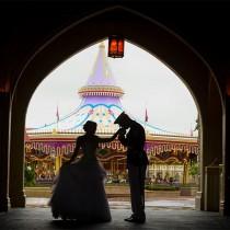 wedding photo - All Disney Wedding Gallery