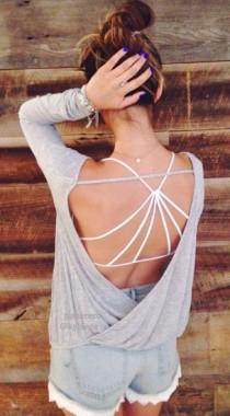 wedding photo - Seamless Strappy Back Bralette