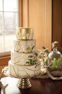 wedding photo - 'Love Letters From Willowbank' - An Elegant, Art Nouveau Inspired Wedding Styled Shoot