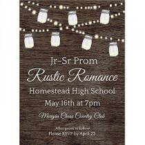 wedding photo - Rustic Romance Stationery Card Invitations