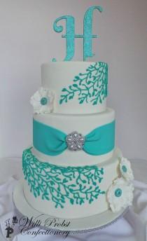 wedding photo - Willi Probst Bakery - Wedding Cakes