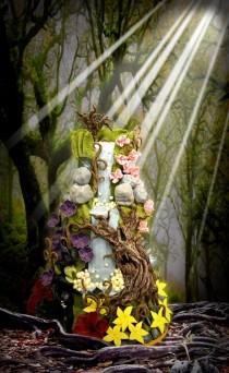 wedding photo - ♥ Woodland Or Forest Wedding