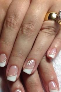 wedding photo - Wedding Manicure