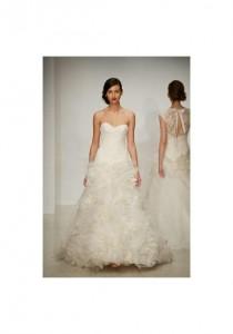 wedding photo - Amsale BRIGHTON Wedding Dress - The Knot - Formal Bridesmaid Dresses 2016