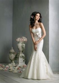 wedding photo - Jim Hjelm jh8850 - Rosy Bridesmaid Dresses