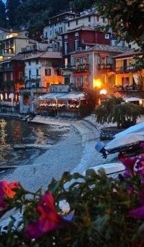 wedding photo - Honeymoon on Lake Como in Lombardy Italy
