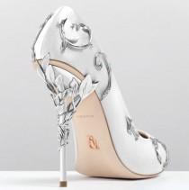 wedding photo - Wedding Pump Shoe