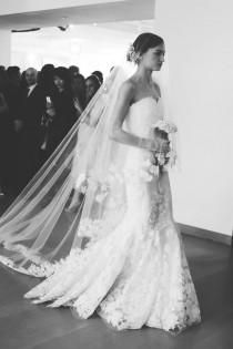 wedding photo - Collection Oscar De La Renta 2014