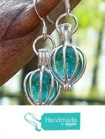 wedding photo - Recycled Vintage Mason Jar Silver Drop Earrings