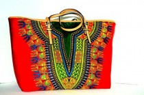 wedding photo - Worldwide Free Shipping - Costumisable Dashiki Bag