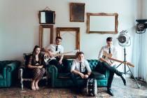wedding photo - Sydney Wedding Music Funkified Entertainment - Polka Dot Bride