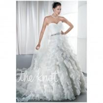 wedding photo - Demetrios 3195 Wedding Dress - The Knot - Formal Bridesmaid Dresses 2016