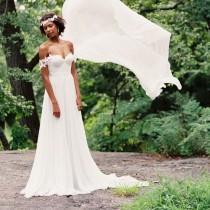wedding photo - Bohemian Wedding Dress