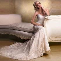 wedding photo - Boho Wedding Dress Bohemian Wedding Dresses