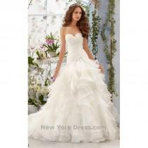 wedding photo - Mori Lee 5412 - Charming Wedding Party Dresses