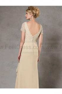 wedding photo - Caterina By Jordan Mother Of The Wedding Style 4030 - NEW!